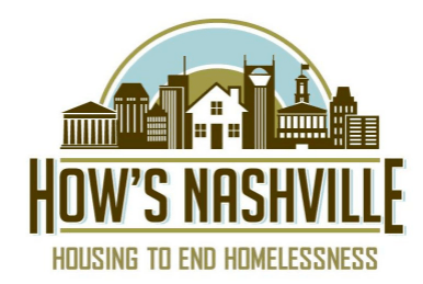 How's Nashville Housing to End Homelessness logo